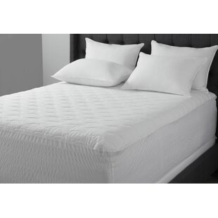 Stain Release Antimicrobial Polyester Mattress Pad by Croscill Home Fashions 2019 Online