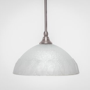 Winston Porter Weatherford1-Light Mini Pendant