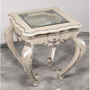 Cristaldo End Table by Benetti's Italia