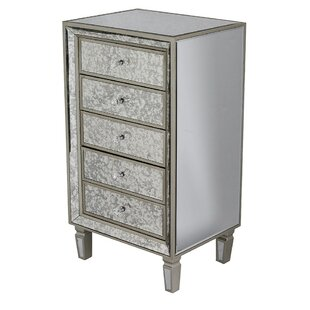 Don 5 Drawer Accent Chest by R..