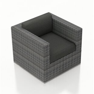 Hobbs Swivel Glider Patio Chair with Cushion