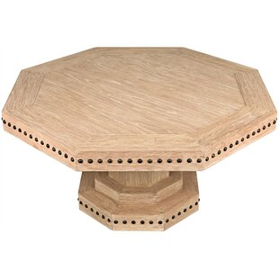 Monarch Solid Wood Dining Table by Noir