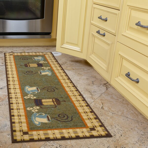 Corner Sink Kitchen Rugs Wayfair