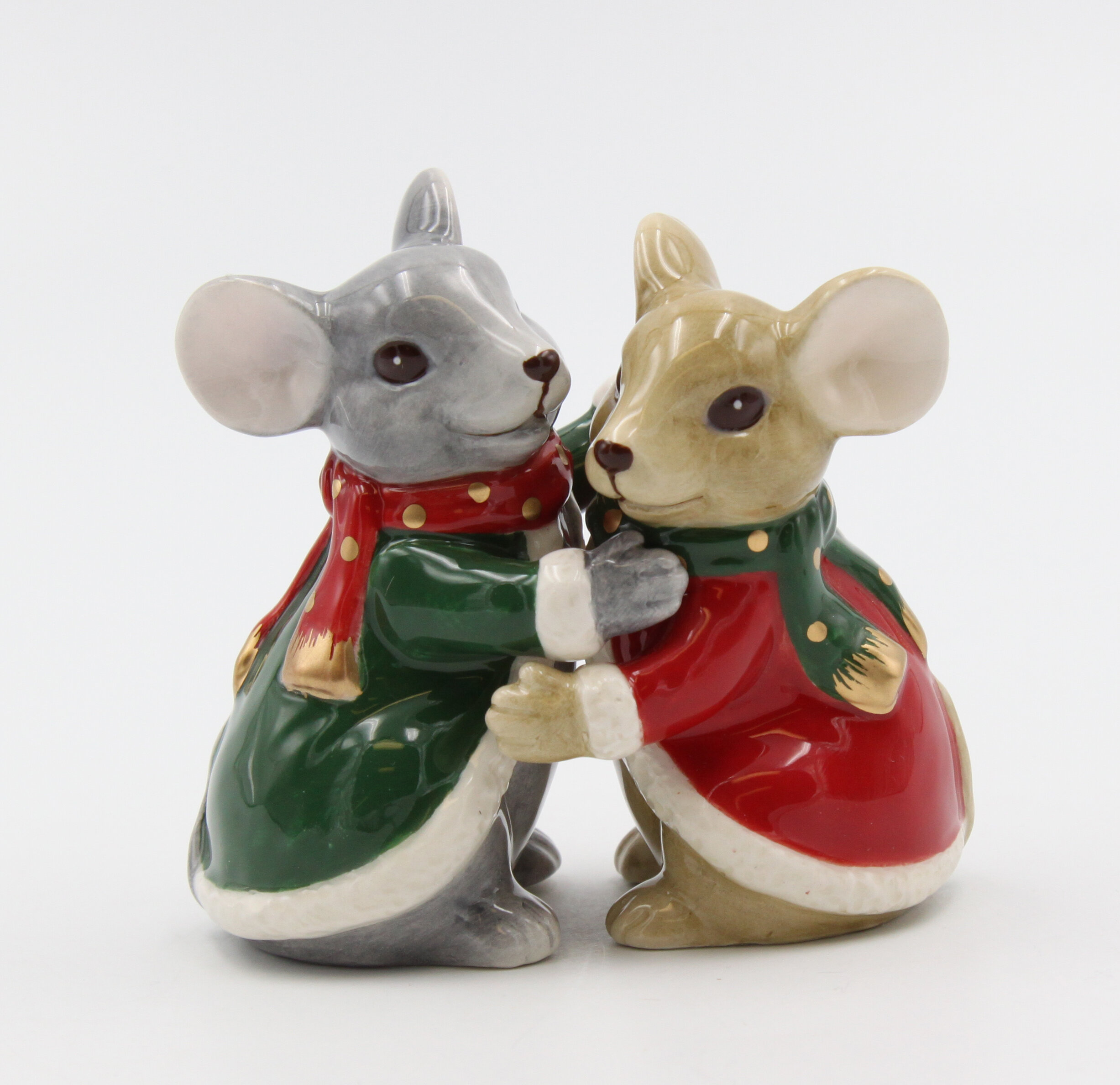 Cosmosgifts Cosmos Gifts Mice Salt And Pepper Shaker Set Wayfair