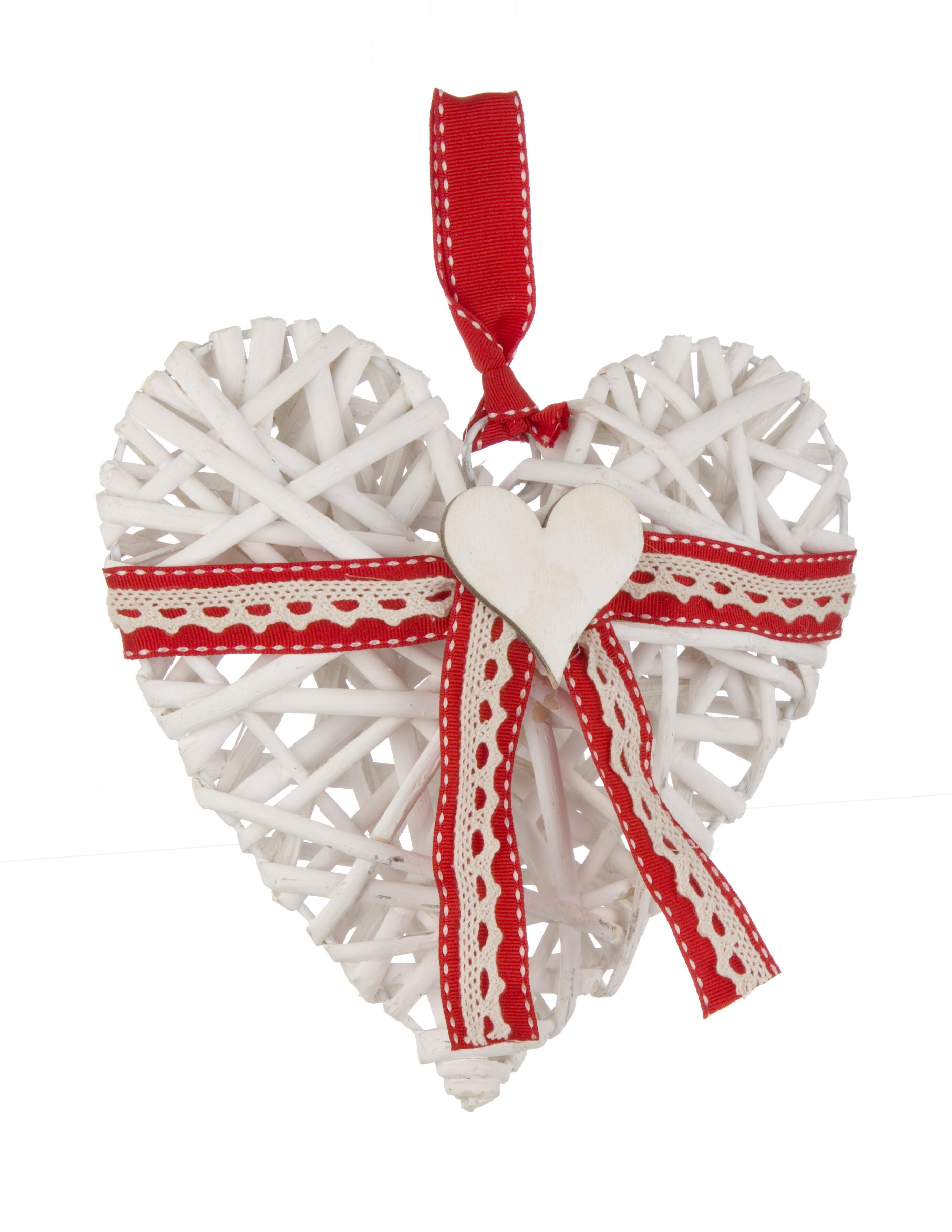 The Seasonal Aisle Misurina Heart Holiday Shaped Ornament Wayfair Co Uk