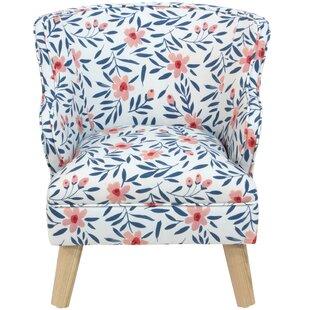 Low priced Oss Modern Kids Linen/Cotton Chair ByMack & Milo