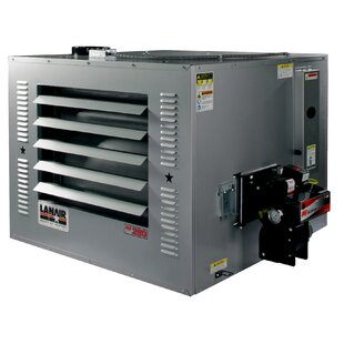 250,000 BTU Ceiling Mounted Forced Air Cabinet Heater By Lanair Products, LLC