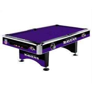 NFL 8u0027 Pool Table  sc 1 st  Wayfair & Baltimore Ravens Youu0027ll Love | Wayfair islam-shia.org