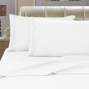 beasley thread count sheet set