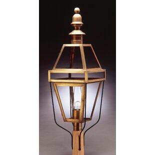 Reviews Boston 3-Light Lantern Head By Northeast Lantern