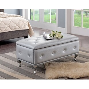 Novotny Upholstered Storage Bench