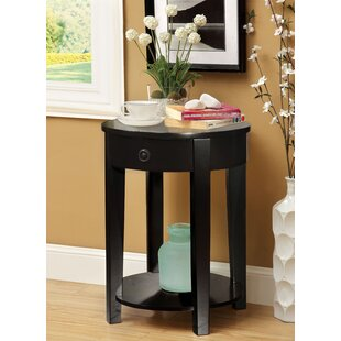 Best Price Sands Point End Table by Alcott Hill