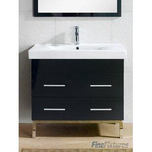 Price Check Kinsey 34 Single Bathroom Vanity Set ByOrren Ellis