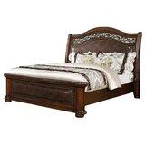 Abeer King Platform Bed by Fleur De Lis Living