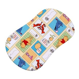 Buy luxury Minnie Mouse Patch Bassinet Bedding Sheet BySheetworld