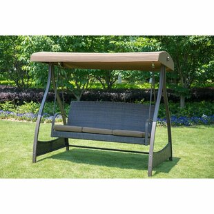 Ashdown Porch Swing with Stand by Freeport Park