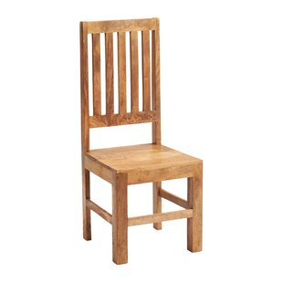 Solid Wood Dining Chair By Natur Pur