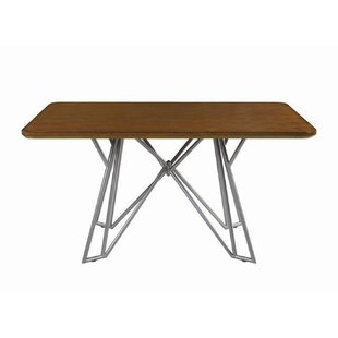 Fernando Dining Table by 17 Stories