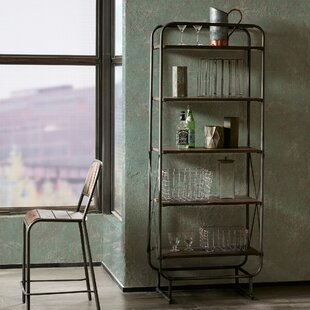 Judsonia Etagere Bookcase by Greyleigh