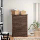 Bartow 5 Drawer Chest by Three Posts™
