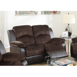 Compare & Buy Michael Reclining Loveseat by Infini Furnishings Reviews (2019) & Buyer's Guide