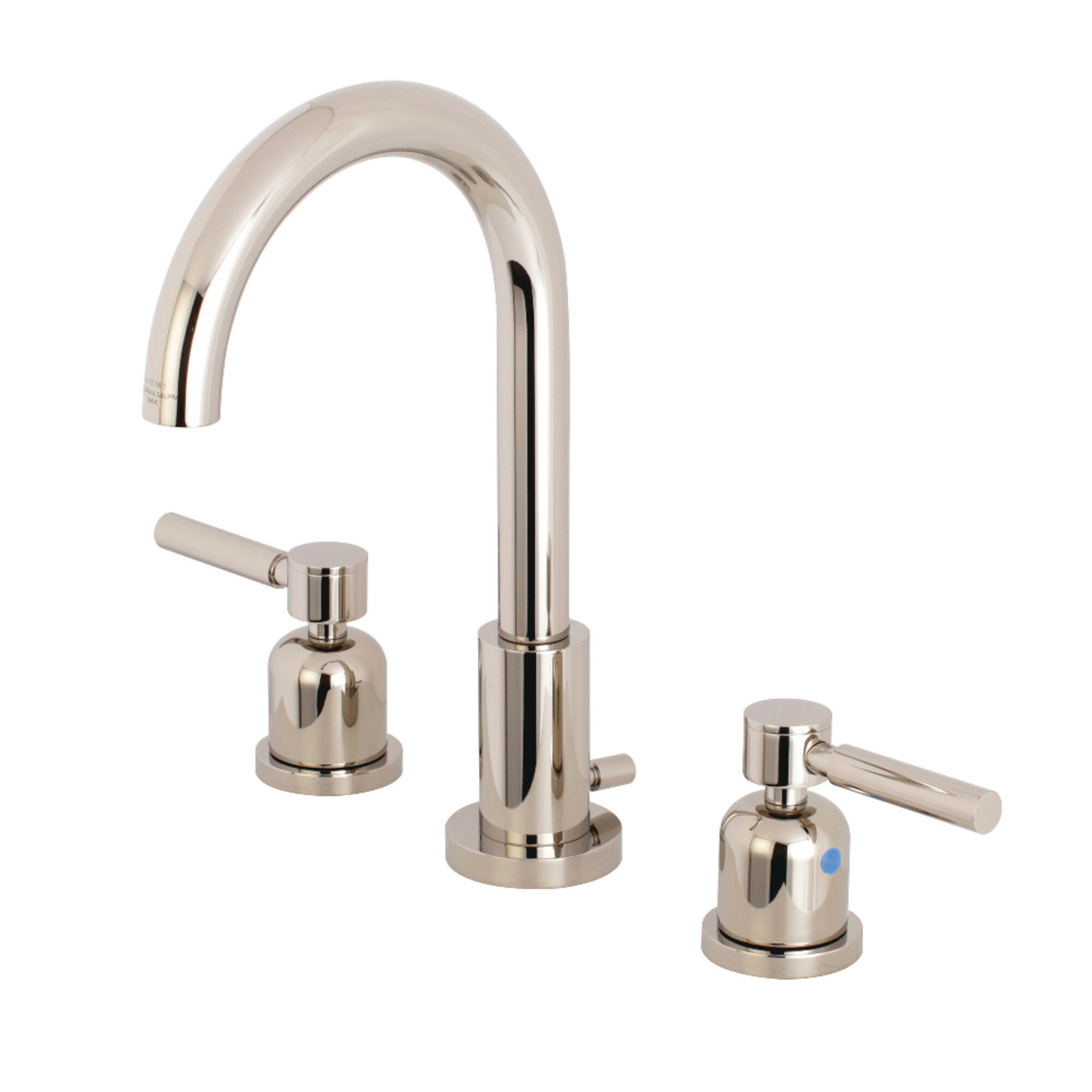 Kingston Brass Widespread Bathroom Faucet With Drain Assembly Reviews Wayfair