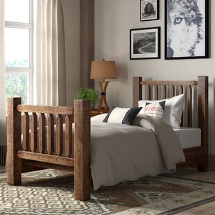 Abella Panel Bed by Loon Peak