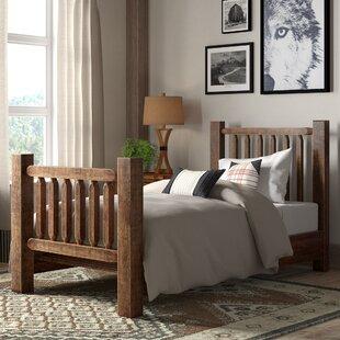 Savings Abella Panel Bed by Loon Peak Reviews (2019) & Buyer's Guide