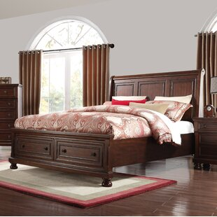 Inexpensive Estefania Storage Sleigh Bed by Charlton Home Reviews (2019) & Buyer's Guide