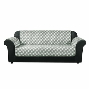 Sure Fit Furniture Flair Flash Box Cushion Sofa Slipcover