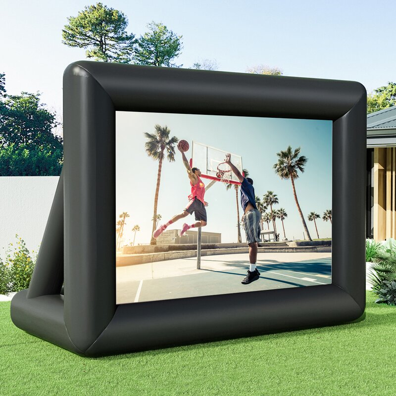 Americans Outdoor Inflatable Movie Projector Screen