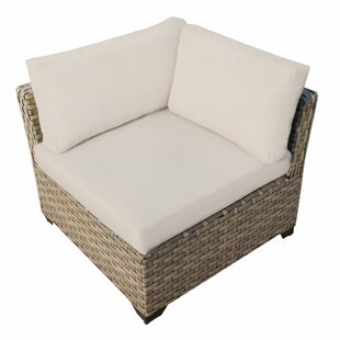 Monterey Corner Sectional Chair with Cushions