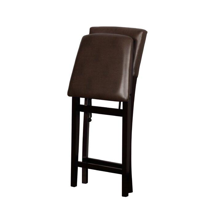 Tremendous Caldwell Folding 25 Bar Stool Uwap Interior Chair Design Uwaporg