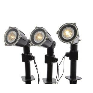 Affordable 1-Light Spot Light (Set of 3) By Northlight Seasonal