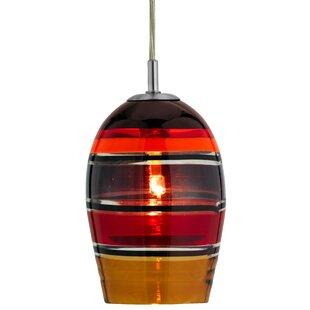 Oggetti Parfait 1-Light Bell Pendant