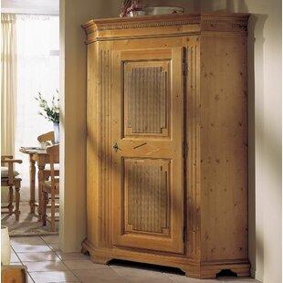 Addington 1 Door Corner Wardrobe By Union Rustic