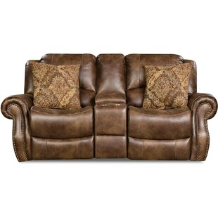Darby Home Co Shaan Reclining Loveseat