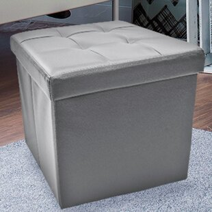 Briana Collapsible Storage Ott..