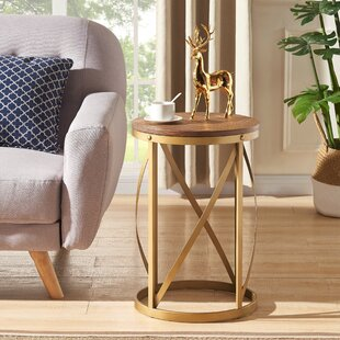 Braselton End Table by Everly ..