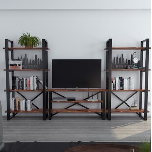Foundry Select Argueta New York Entertainment Center for TVs up to 48