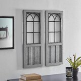 Grey Wall Accents Free Shipping Over 35 Wayfair