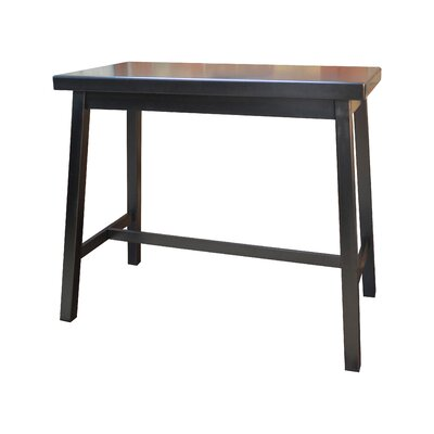 Coen Pub Table Color: Antique Black by Andover Mills