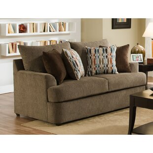 Simmons Upholstery Seminole Loveseat