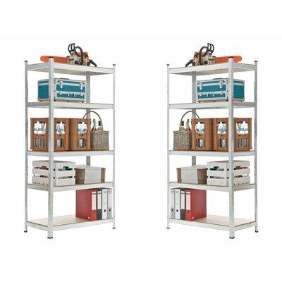 180 cm Steckregal-Set | Baumarkt > Werkbank | Home & Haus