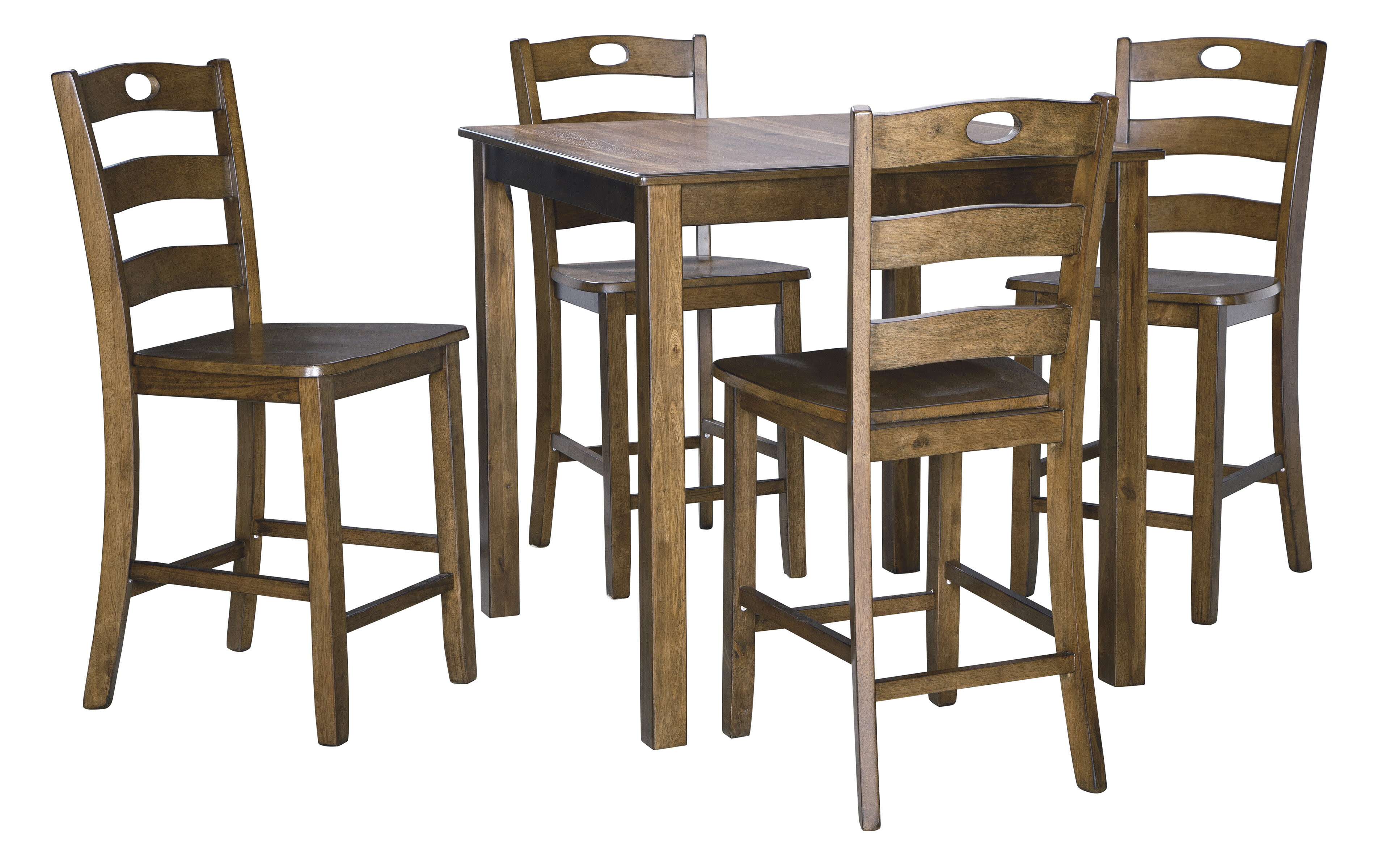 Hedberg 5 Piece Counter Height Dining Set