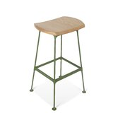 Bistro Solid Wood 29.52 Bar Stool (Set of 50) by sohoConcept
