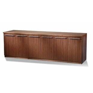 All Door 96 Credenza by Woodtech