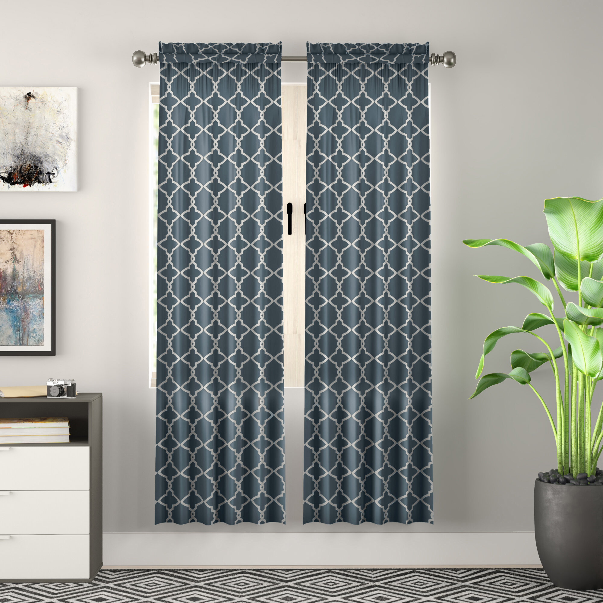 Wayfair Room Darkening Curtains Drapes You Ll Love In 2021