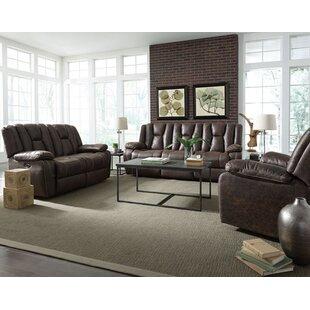 Red Barrel Studio Appleton Reclining Configurable Living Room Set