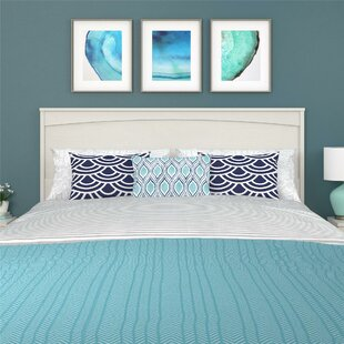 Best Poulson Panel Headboard by Andover Mills